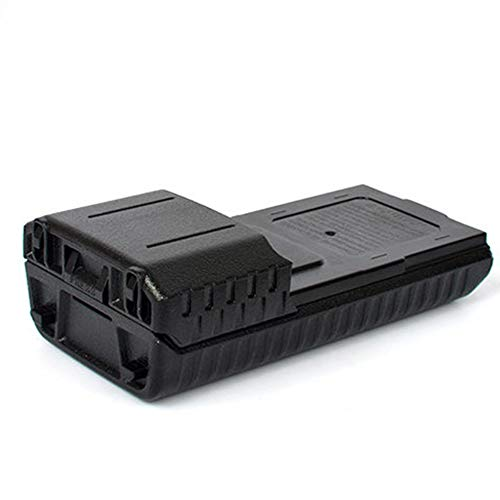 6xAA Battery Case Shell Box For Two Way Radio For Baofeng UV-5R UV-5RE Plus Black Z09
