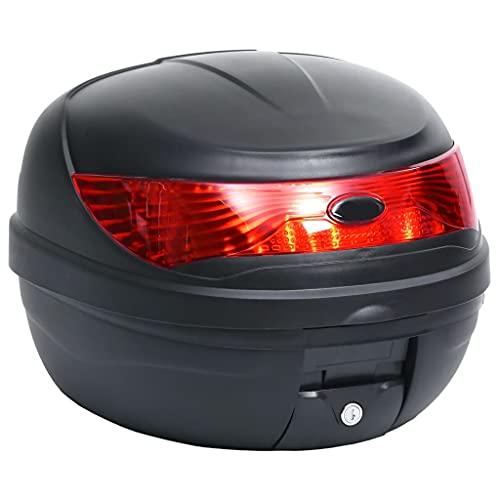 SHUJUNKAIN Maleta para Motos con Capacidad para un Casco 35 L Vehículos y recambios Piezas y Accesorios para vehículos Almacenamiento y Carga de vehículos Bolsas y Maletas para Motocicletas Negro