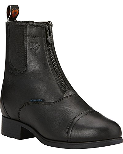 Ariat Women's Bromont Pro Zip H20 Insulated Paddock Boots 38 EU Black