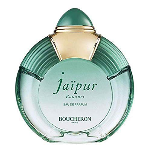 BOUCHERON Jaipur Bouquet Eau DE Parfum 100ML VAPORIZADOR Unisex Adulto, Negro, 100 ml / 3.3 oz