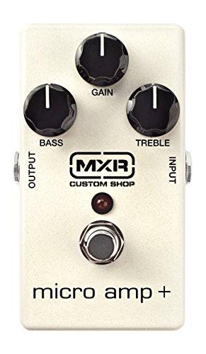 MXR Micro Amp Plus - Preamp