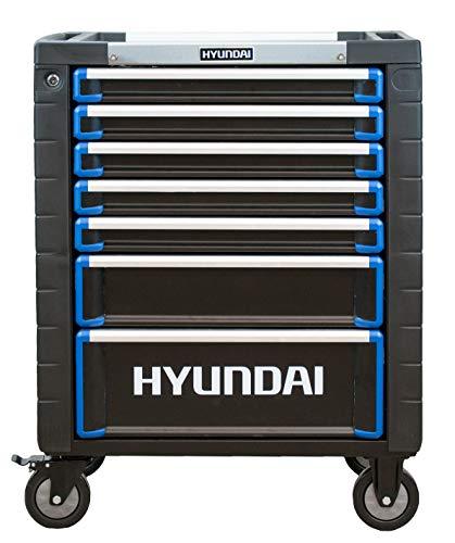 Hyundai HY-K292-6 Carro herramientas 292pcs