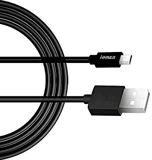 USB Charging and Power Cable for Arlo Pro Security Camera, 10 Ft, Black (Cable Only, Power Adapter Not Included, Read Note...