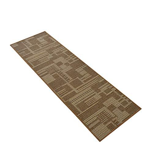 Keuken tapijt Absorberend Anti-slip Vuil Slaapkamer Bedkant Thuis Woonkamer Badkamer Deur Mat