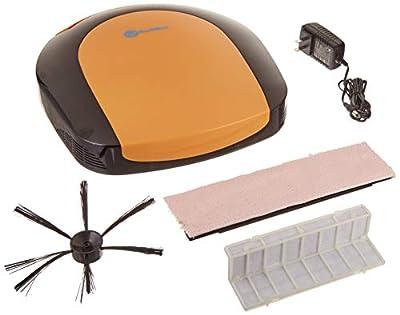 Best Value Award RolliCute Robotic Vacuum - Extra Large Container, Allergen & Pet Hair Filter, Pets/Kids Friendly Design
