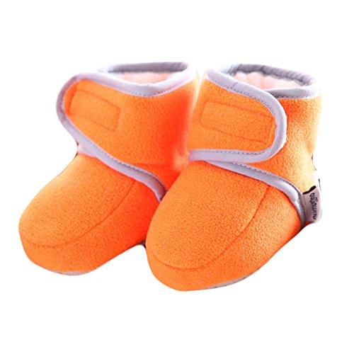 Semelle en caoutchouc Chaussures pour tout-petits Soft Sole Chaussures pour bébés Chaussures pour bé