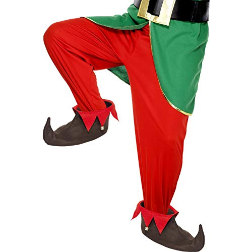 Smiffys - Kostümschuhe für Erwachsene in Multicoloured, Größe OS