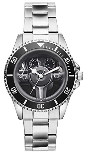 Montre Homme Cadeau pour BMW X2 Fans Cockpit Quartz Analogique Montre-Bracelet 20969