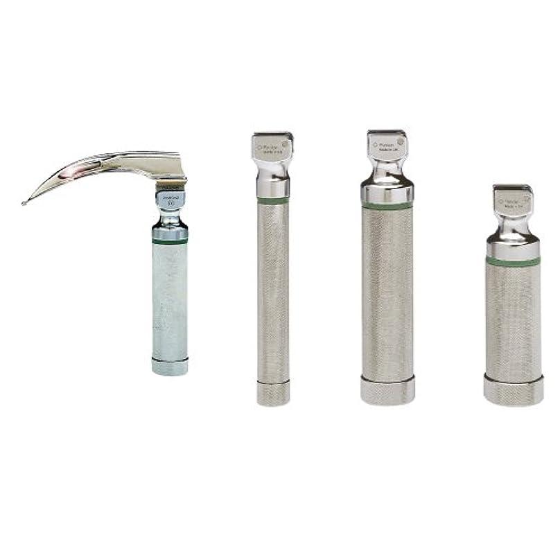 膨らませる減らす攻撃的ダイヤモンド?ファイバーライト 喉頭鏡 ミラー型50536(11-2575-06)