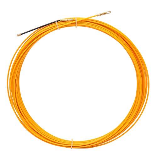 HappyL Productos eléctricos Pulirro de Fibra de Vidrio de 10 m /...