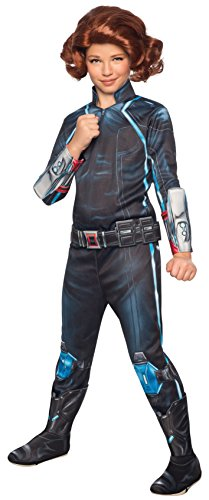 Avengers 2 Age of Ultron Child's Deluxe Black Widow Costume