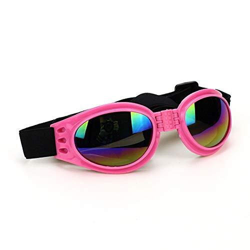 nobrand Faltbare Haustierbrille Sonnenbrille Sonnenschutz Sonnenbrille Zubehör