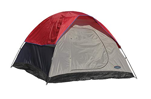 Texsport 5 Person Branch Canyon Dome Family Camping Backpacking Tent