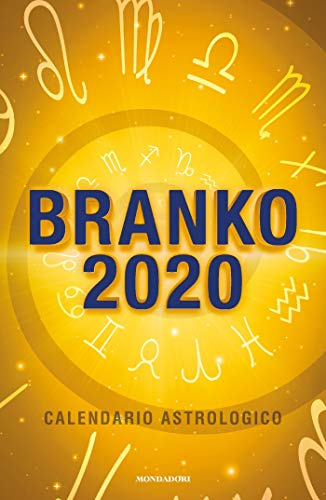 Calendario astrologico 2020