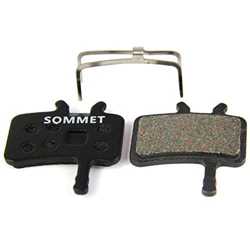 SOMMET Pastillas Freno Disco Semi-metálico para SRAM-AVID bb7
