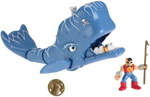 Fisher-Price Imaginext Pirate Whale by Fisher-Price