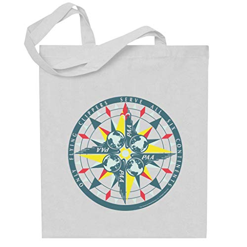 Pan Am Only Flying Clippers Totebag