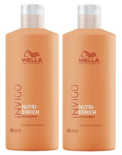 WELLA Invigo Nutri-Enrich Shampoo 500 Ml - 500 Mililitros