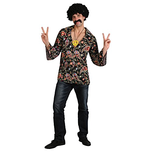 Refroidir Hippie Shirt Taille - X-Large- 48 \
