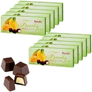 ベリーズ(Beryl's) マンゴー チョコレート 10箱セット【マレーシア 海外土産 輸入食品 スイーツ】