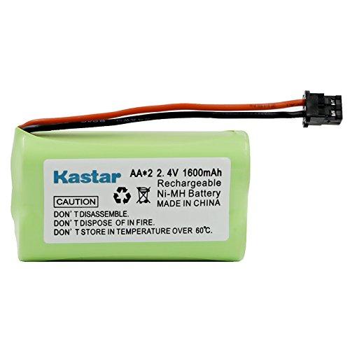 Kastar BT-1007 Cordless Phone Battery Replacement for Uniden BT1007 BT-1007 BT904 BT-904 BT1015 BBTY0460001 BBTY0510001 BBTY0651101 BBTY0700001 Battery