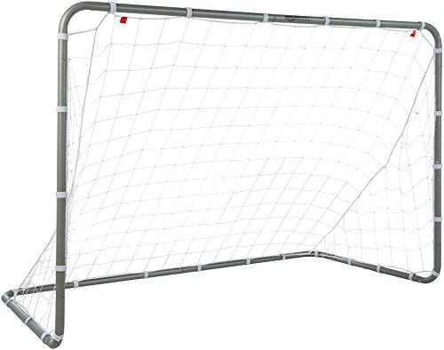 Amazon Basics - Fußballtor, 1,82 m x 1,21 m