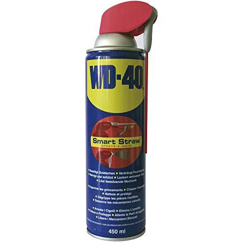 WD-40 Multifunktionsspray 500ml Smart-Straw