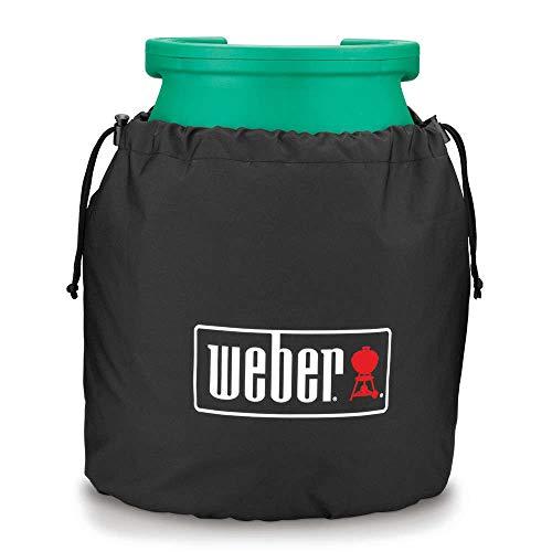 Weber 7125-Schutzhülle für kleine Gasflasche