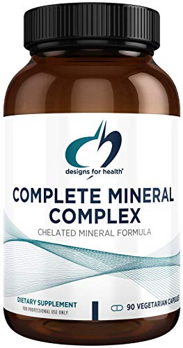 Designs for Health Complete Mineral Complex - Iron Free Multi Mineral...