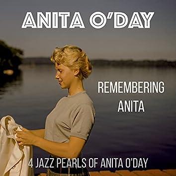 Remembering Anita (4 Jazz Pearls of Anita O'Day)