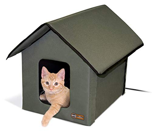 Best Outdoor Heated Cat Houses