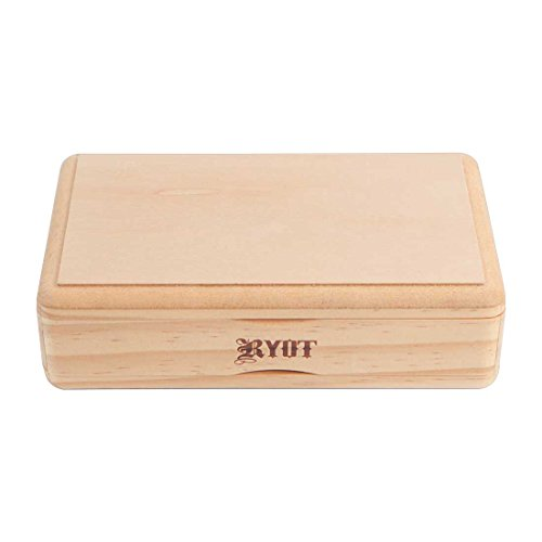 """RYOT 4x7"""" Solid Top Box in Natural 