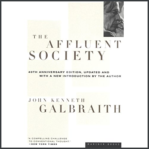 The Affluent Society cover art