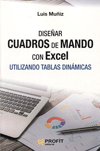 Diseñar cuadros de mando con Excel utilizando las tablas dinámicas