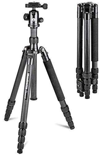 Manfrotto Element Traveller Carbon Kit, Schwarz