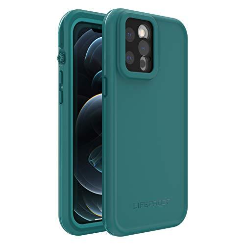LifeProof Fre - Funda estanca y anti caídas para iPhone 12 Pro Max, Azul