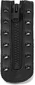 Thorogood Men s 884-6002 6 Eye Zipper Black - One Size