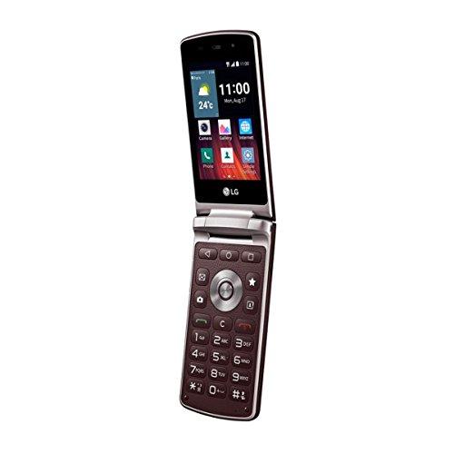 LG H410Wine Smartphone, 4GB, Marca Tim, Color Rojo/Negro [Italia]