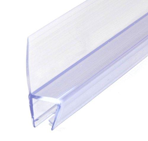 Douchescherm deurafdichting siliconen flexibele strip 003 90 cm