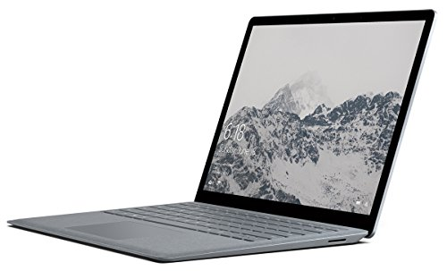 "Microsoft Surface Laptop (1st Gen) D9P-00001 Laptop (Windows 10 S, Intel Core i5, 13.5"" LED-Lit Screen, Storage: 128 GB, RAM: 4 GB) Platinum"