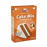 Puppy Cake Wheat-Free Peanut Butter Cake Mix and...