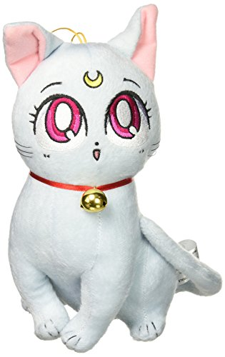 GE Animation Great Eastern GE-52655 Sailor Moon Super S Diana Cat Stuffed Plush