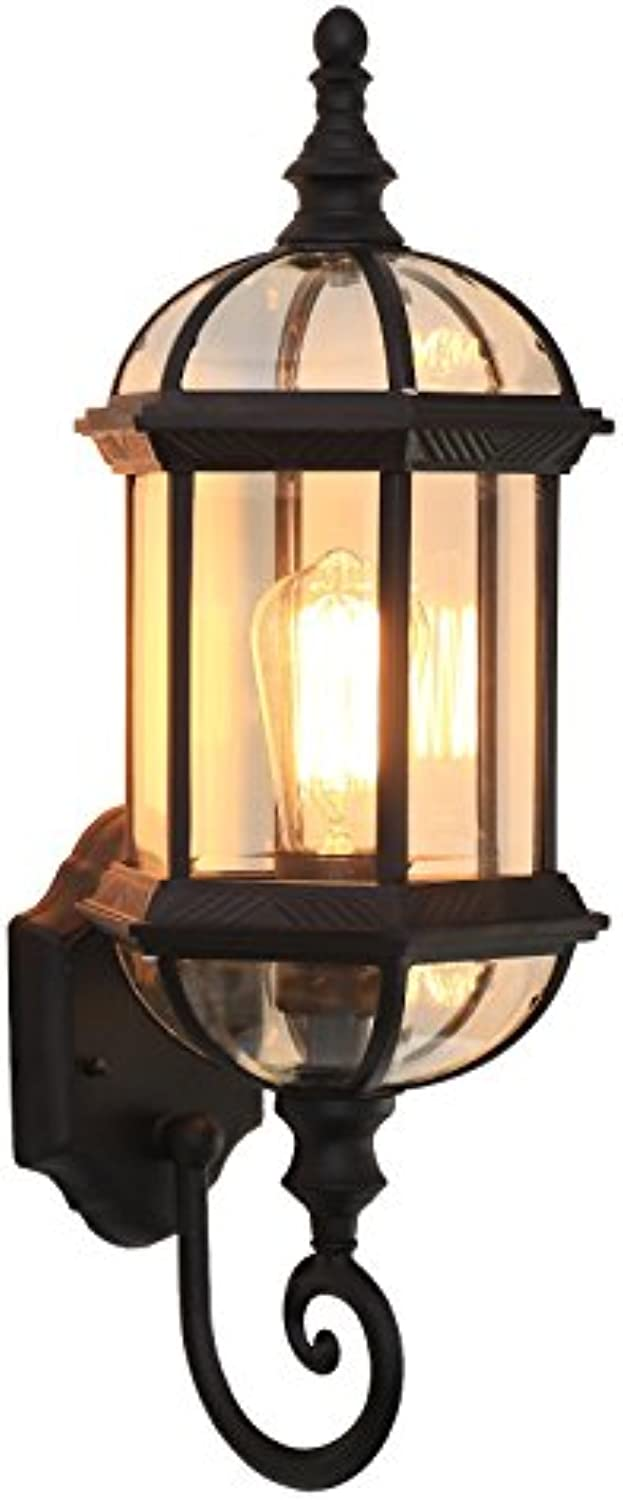 Firsthgus E27 Wandlampe Retro Outdoor Wasserdichte Wandleuchte Land Outdoor Gang Treppe Led Auenwandleuchte (F746)