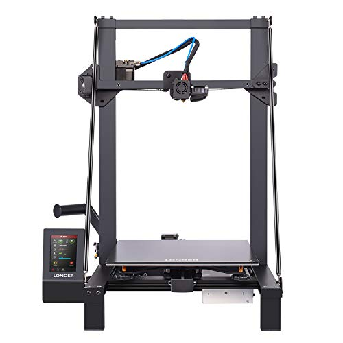 LGT Longer LK5 Pro 3D Printer, Open Source with Large Print Size 300x300x400mm, Tempered Glass...