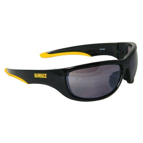 DEWALT DPG94-6D Dominator - Gafas de seguridad con espejo plateado (1 par)