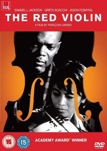 The Red Violin [DVD]