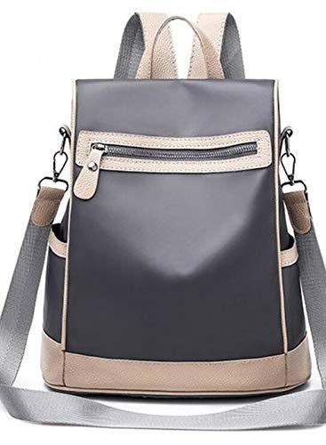 Rucksack Damen Elegant | Schultasche Damen | Rucksack Damen Klein | Damenrucksack Tasche für Schule, Uni und Freizeit | Handtasche und Umhängetasche