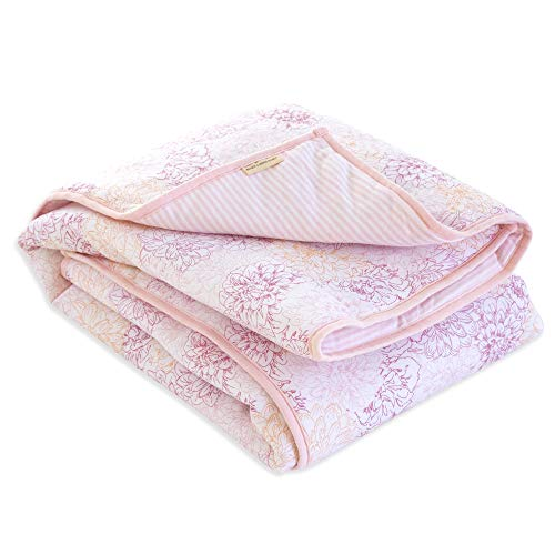 Burt's Bees Baby - Reversible Quilt, Baby and Toddler...