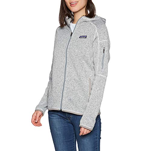 Patagonia Better Sweater Zip Hoody X Large Birch White