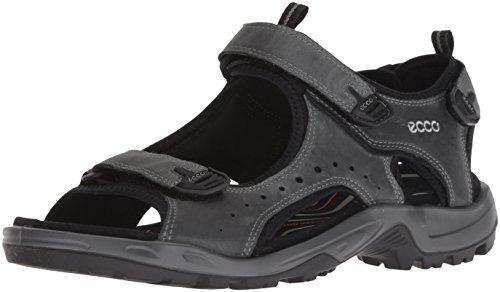 ECCO Men's Yucatan Sport Sandal, Marine, 7-7. 5